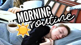 MORNING ROUTINE da UNIVERSITARIA!!!! | autunno 2017 | EMtv
