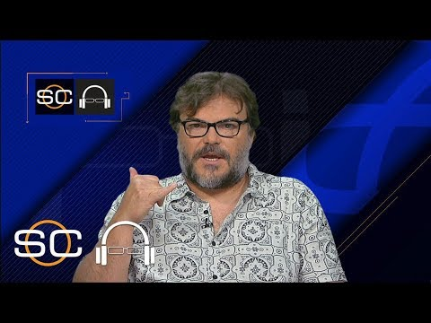 Jack Black on his career and LeBron James to the Lakers  SC with SVP  ESPN