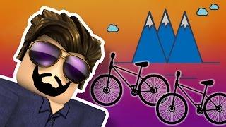 Riesige Trails!   Roblox   Wolf Ridge Bike Park #7