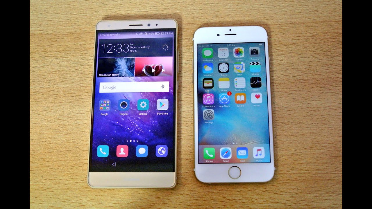 iphone 6 vs 8