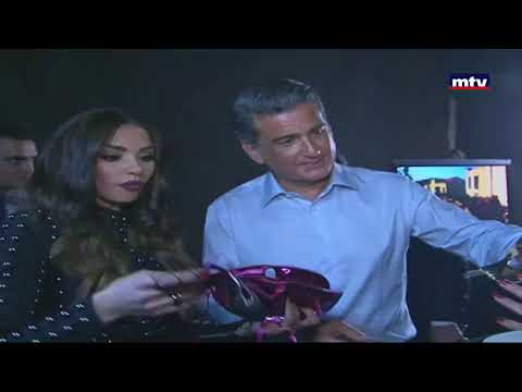Celebrity Duets - Backstage Interview - Episode 3 - Misbah Ahdab - Dalida Khalil