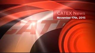 CATEX News for November 17, 2015: UK says ISIS planning cyber attacks; and more...