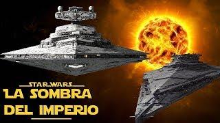 La Completa Evolución De Los Star Destroyers En Star Wars – Canon Actual –