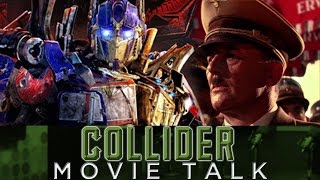 Transformers Vs Nazis - Collider Movie Talk