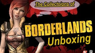 Unboxing The Borderlands Collections [PS3/German]