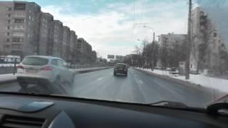 Автонакат - Как правилно поступить  возращаясь в город.