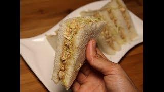 Chicken Sandwich,Chicken Mayonnaise Sandwich, Club Sandwich Recipe