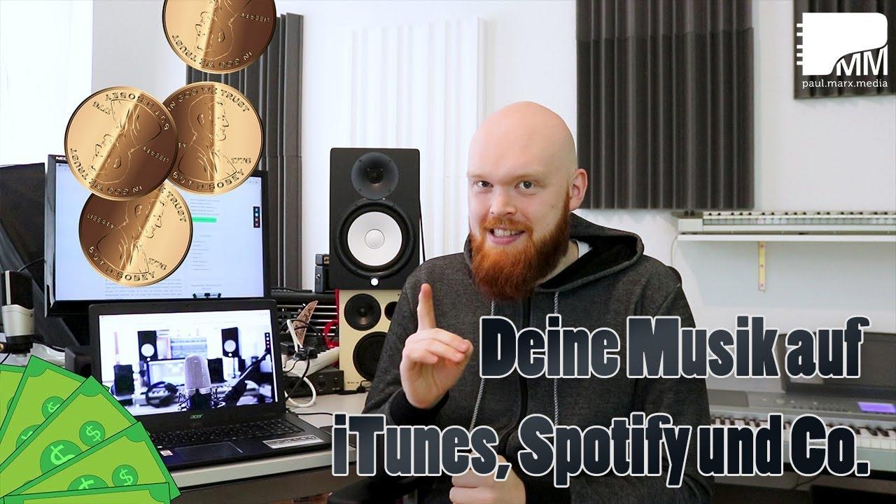 Bei spotify musik hochladen