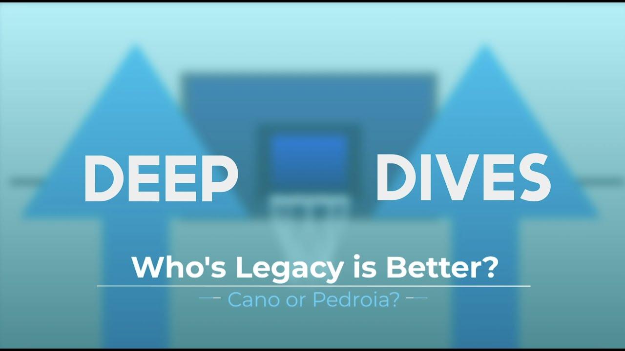 Deep Dives: Dustin Pedroia vs. Robinson Cano