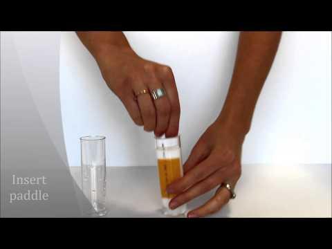 Microslide Testing Methods Instructional Video