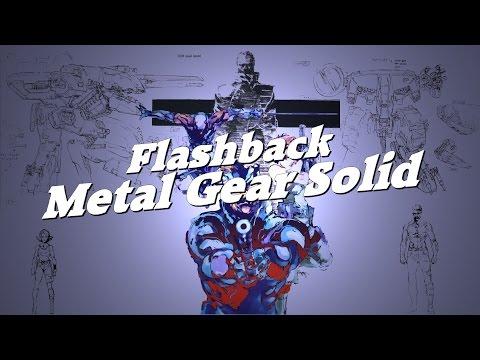 METAL GEAR SOLID sur PS1 : tout simplement exceptionnel !