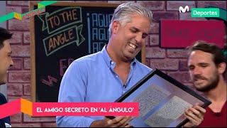 Al Ángulo: ¡Celebramos el Amigo Secreto en Movistar Deportes!