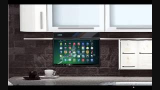 Eidola under cabinet 17 SMART TV