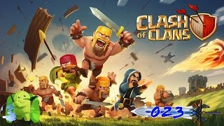 Clash of Clans #023 Spontanaufnahme Deutsch HD+ Let´s Play Clash of Clans