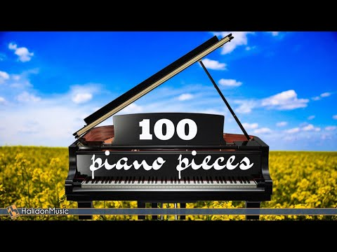 100 Piano Pieces