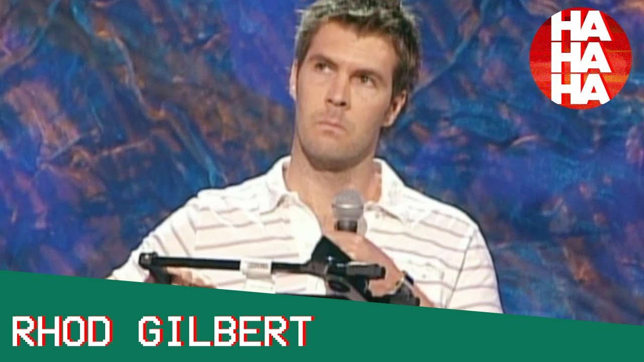 Rhod Gilbert - Things You Should Never Say to Your Girlfriend
