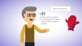 Jak powstaje udar mózgu - film animowany