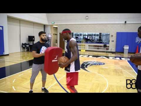 Ben Gordon workout