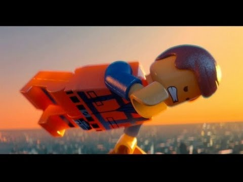 The LEGO Movie Videogame Walkthrough Part 16 - Back From Reality