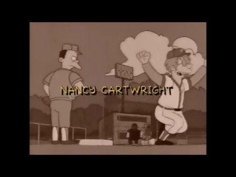 The Simpsons - Talkin' Softball