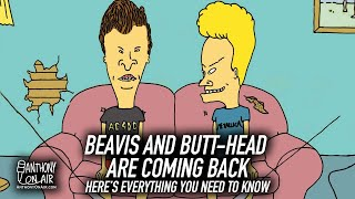 Beavis and Butt-Head  Are Coming Back!