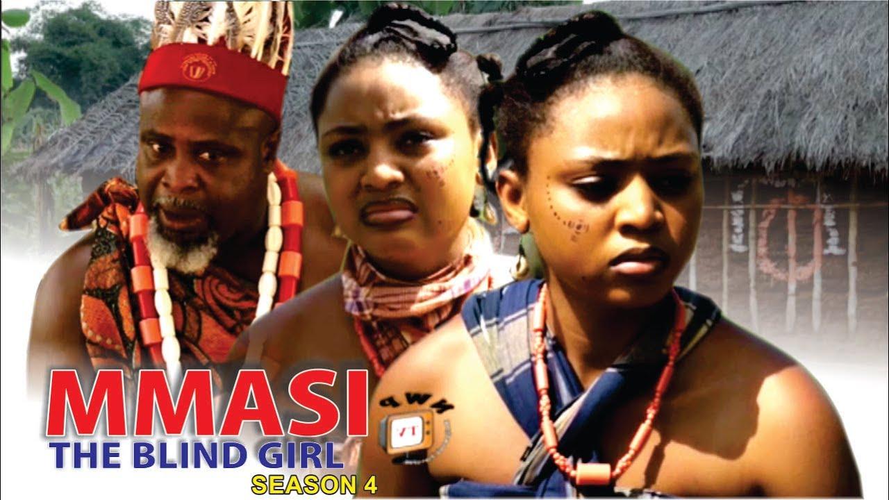 Mmasi The Blind Girl Season 4 - 2016 Latest Nigerian -9246