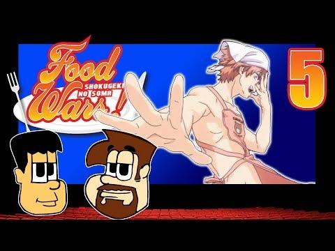 Food Wars! (Shokugeki no Soma) - 5 - Spectro Theater