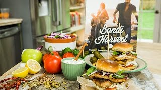 Recipe - Guy Turland&#39s Spice Rubbed Sustainable Fish Sliders - Home &amp Family