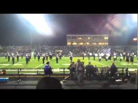 University of Mount Union - Purple Raider Marching Band