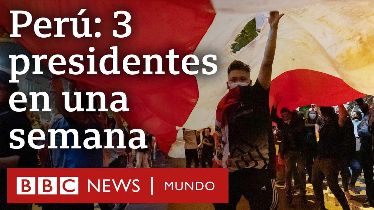 Las razones de la crisis política en Perú y cuáles pueden ser las salidas   BBC Mundo