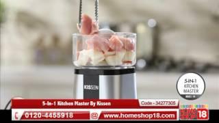 Homeshop18.com - 5-In-1 Kitchen Master By Kissen