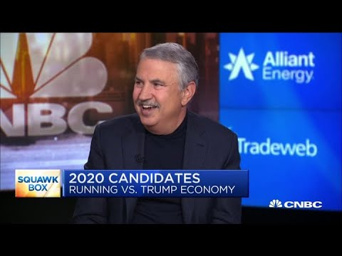 New York Times Tom Friedman Buttigieg Is A Compelling 2020 Candidate Youtube