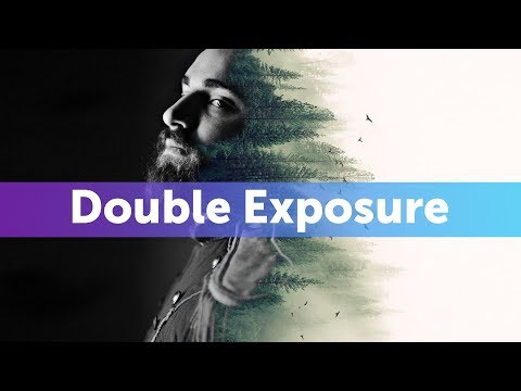 How to Create A Double Exposure Photo Effect