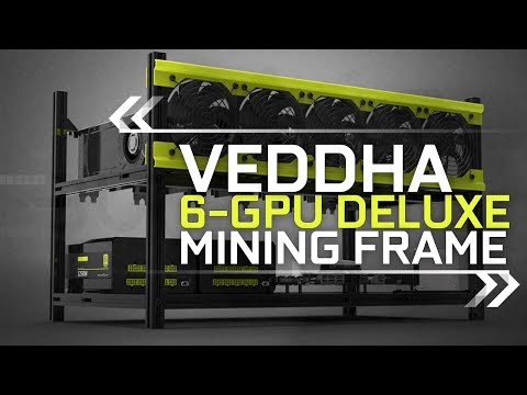 The Veddha 6-GPU Deluxe Frame Build