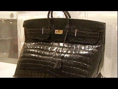 f59981f7910b Jane Birkin veut que son sac Hermès en crocodile soit débaptisé ...