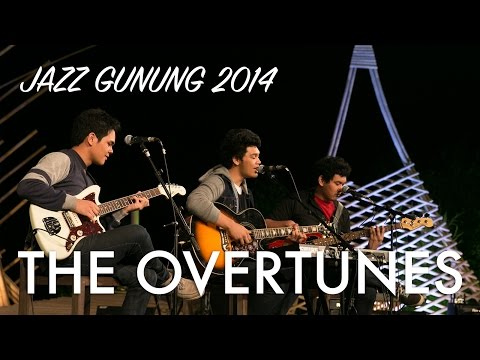 The Overtunes Live at Jazz Gunung 2014