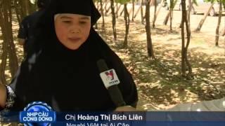 ỐC ĐẢO XANH GIỮA SA MẠC SAHARA