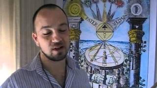 Esoteric Symbol Twelve Sulphur of the Tria Prima