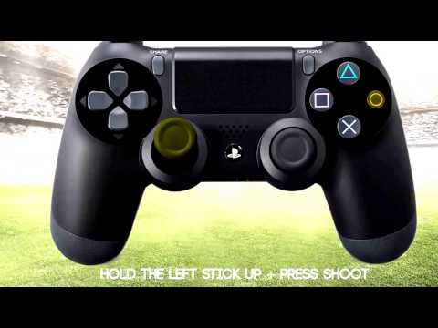GAME TUTORIAL PES 2015 Free Kick Skills