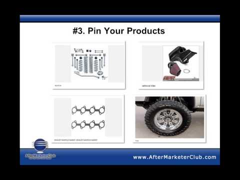 Pinterest Marketing for Automotive Industry Companies