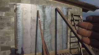 Открыть гаражные ворота после сварки(, 2013-10-25T16:43:41.000Z)