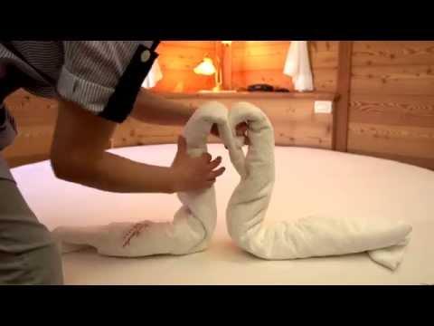 Il cigno - tutorial - Cavallino Lovely Hotel