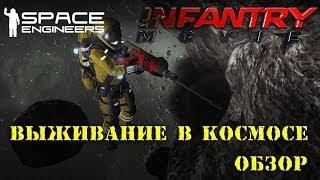 Space Engineers выживание в космосе #1(Поддержка проекта. 1 - Qiwi - 9688513194 2 - Yandex money - 410011072198756 http://vk.com/infantryman (Моя Оф Группа) http://youtube.com/1989wanted ..., 2014-05-15T10:34:07.000Z)