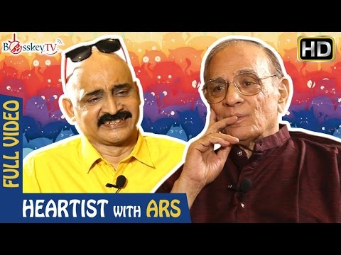 Sivaji Ganesan is an extraordinary 'Rasikan' says ARS | Exclusive Interview | Heartist | Bosskey TV