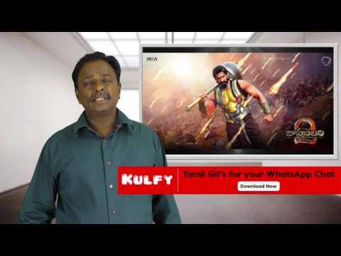 Bahubali 2 Review - S S Rajamouli, Prabhas - Tamil Talkies