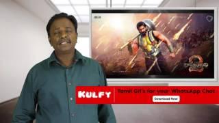 Baahubali 2 Review - S S Rajamouli, Prabhas - Tamil Talkies