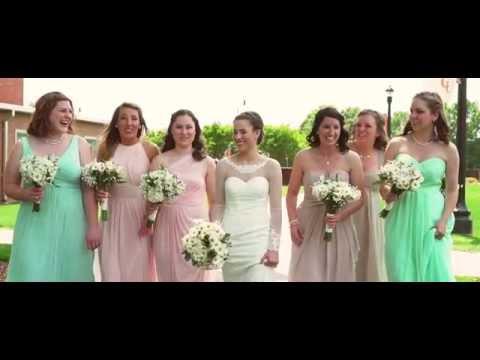 Christian Wedding Ceremony at Campbell University (Meagan & Thomas) Wedding Video