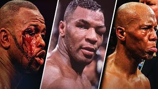 When Boxing Legends Lost for the First Time!