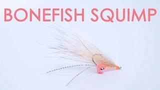 Fly Tying: Bonefish Squimp