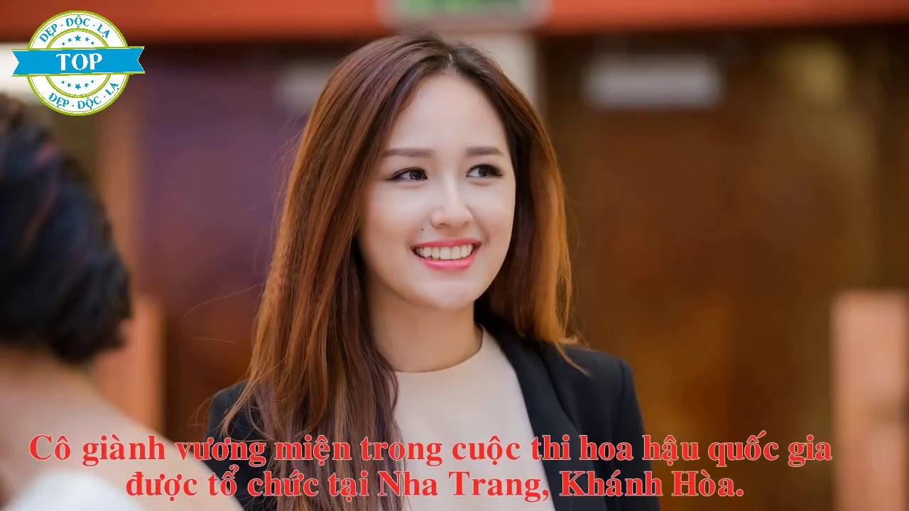 Top 10 Phụ Nữ Đẹp Nhất Việt Nam Hiện Nay
